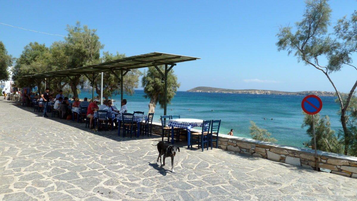 Dryos Village in Paros - greece insiders blog