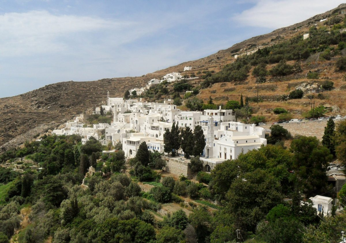 Tinos Mountain Village - best islands to visit in april