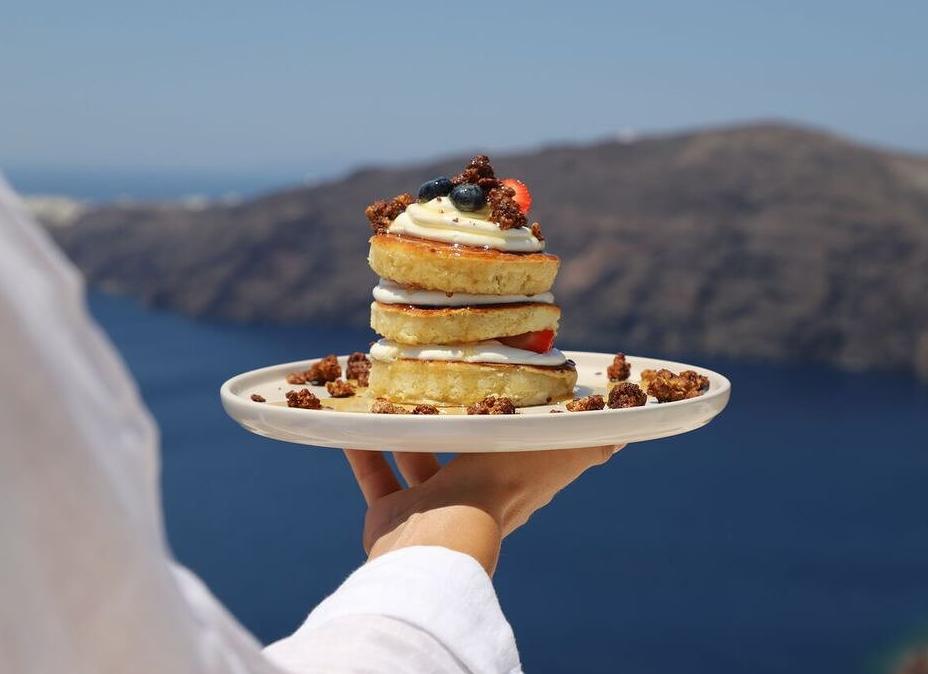Axinos Restaurant - santorini - imerovigli