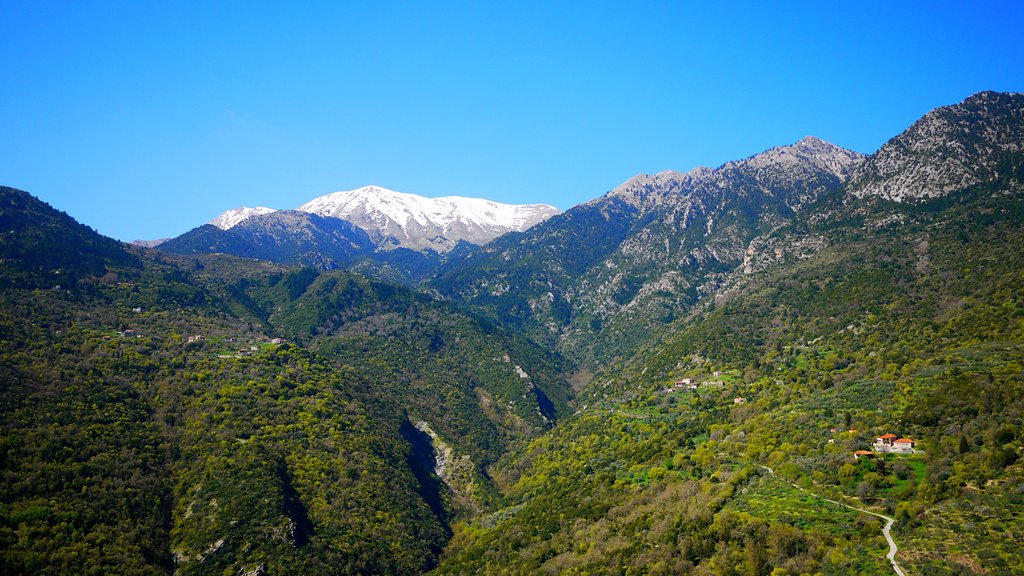 Mount Taygetus - Peloponnese - hiking trails